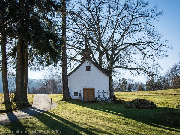 Kapelle bei Trailling