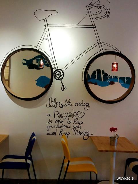 Biycle Mirror