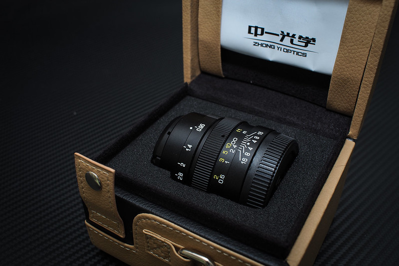 25mm f/0.95 Mitakon Speedmaster|中一光學 Zhongyi