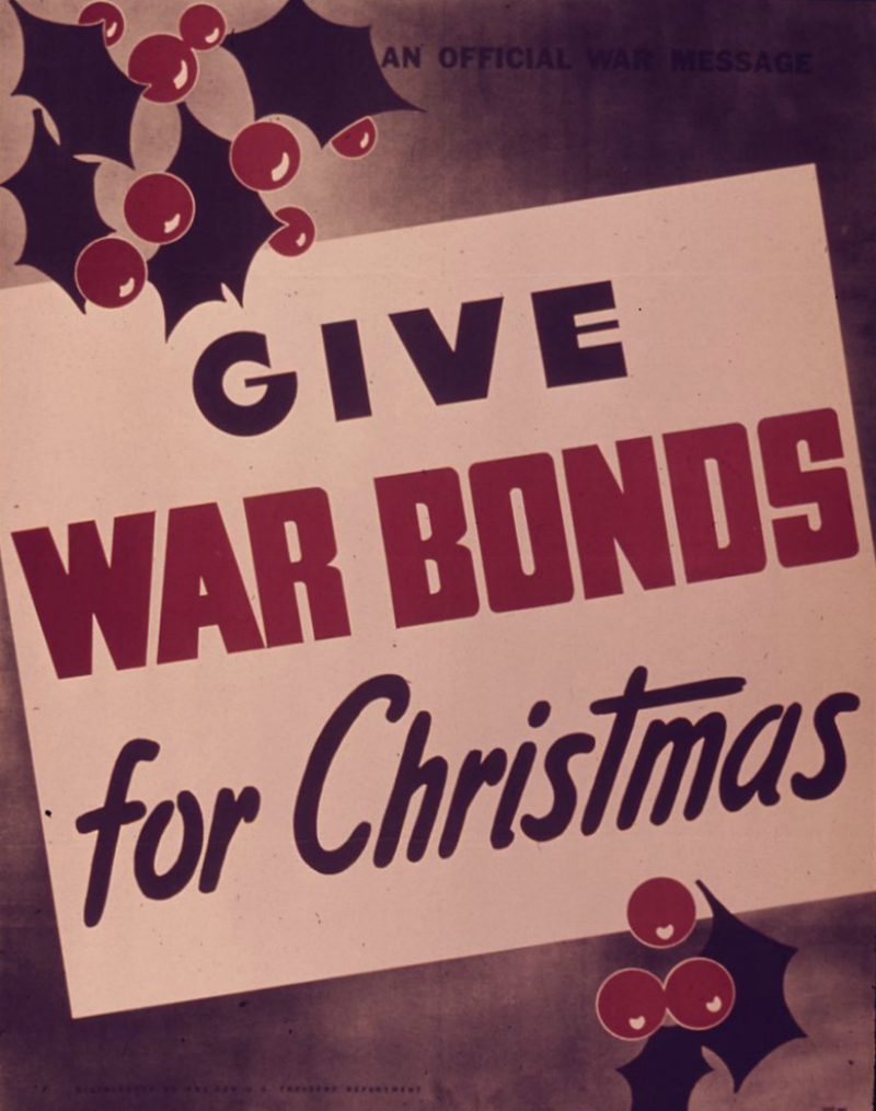 World War II Posters, US Office of War Information