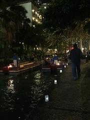 San Antonio: Holiday Luminarias on the River Walk
