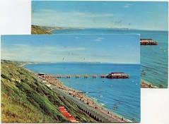Boscombe Pier, Boscombe Spa, Bournemouth, Dorset