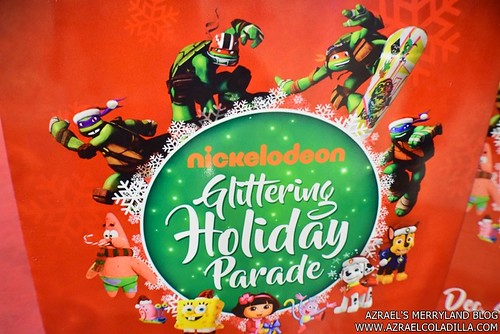 Glittering Holiday Parade at SM City Pampanga