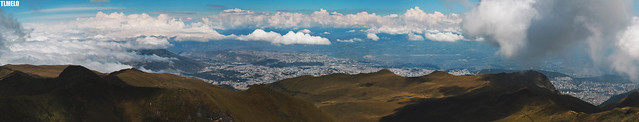 Rucu Pichincha - Quito - Ecuador
