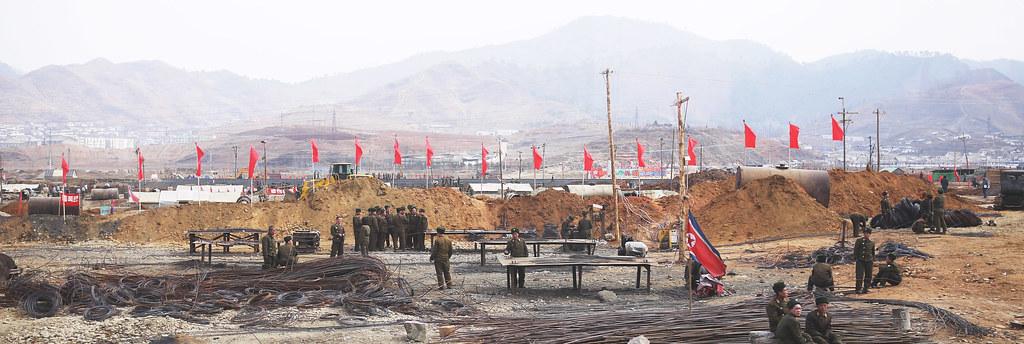 Pyongseong Construction
