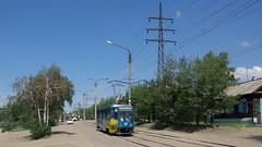 Ulan-Ude tram 71-608KM 71