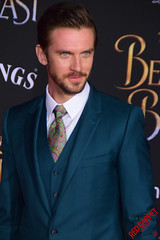 Dan Stevens at the Los Angeles Premiere of Disneys Beauty and the Beast #BeOurGuest - DSC_0886