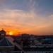 Navy Yard sunset by Erinn Shirley