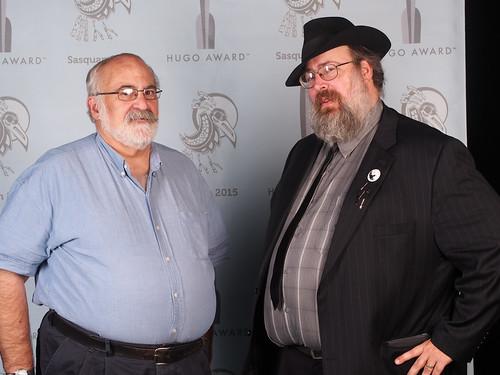 Lou Antonelli and John C. Wright