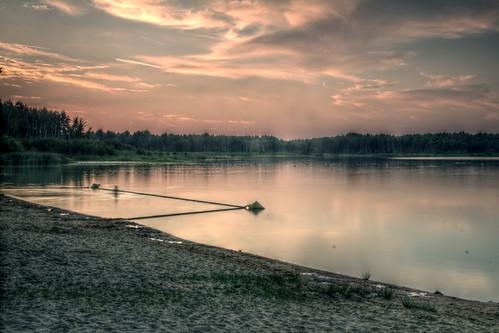 Silbersee Sunset