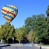 Balloon Over Campus