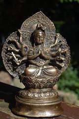 Avalokiteshvara (Guanyin) 1000 Arms Bodhisattva
