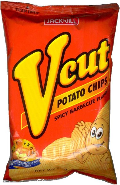 V-Cut Potato Chips
