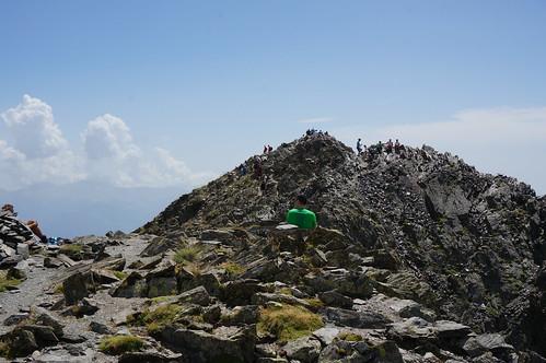 Crowded Summit (Pic Charlit)