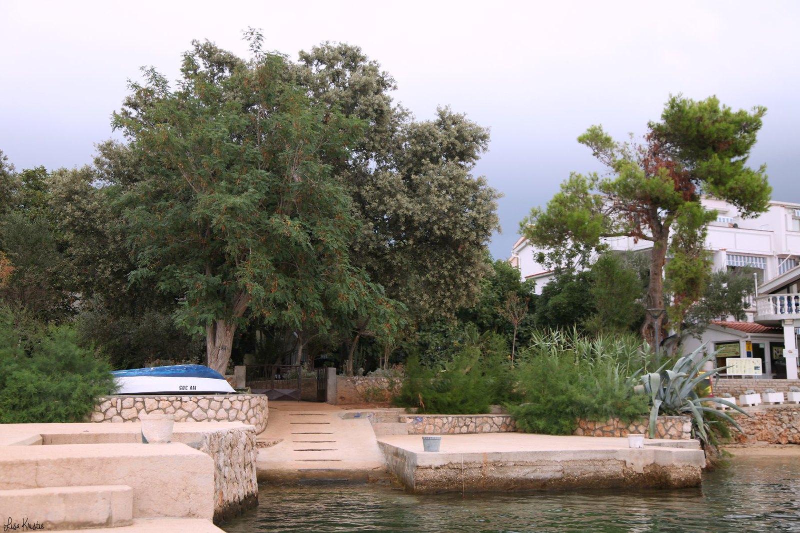 stara novalja pag croatia beach marinik b&b guest house summer