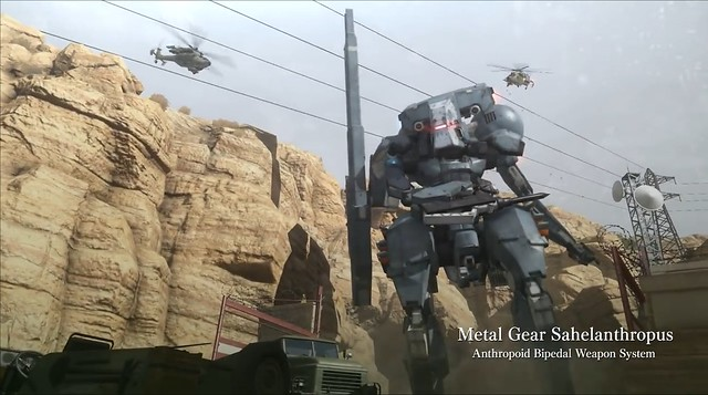 Metal Gear Solid 5's Official Launch Trailer Releases - 26 August ...