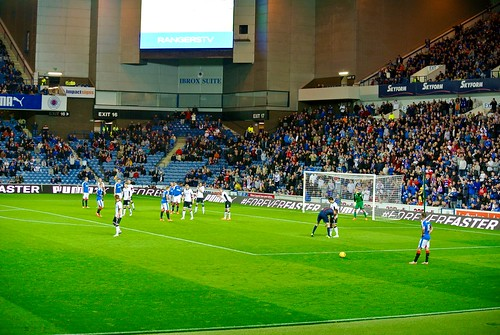 Rangers 1 v 3 St Johnstone League Cup