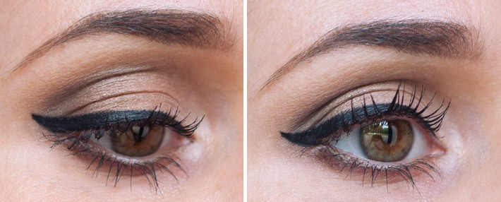 Naked palette make up look using Sin, Naked, Toasted, Buck and Hustle