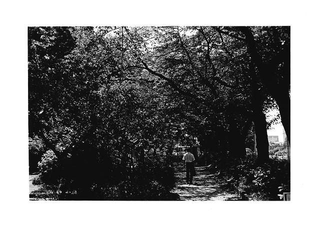 Leica Ⅲf + Elmar 5cm F3.5 + 400TX