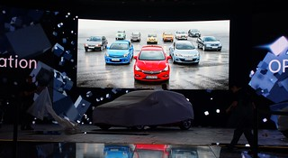 IAA 2015: Vorschau Opel-Stand