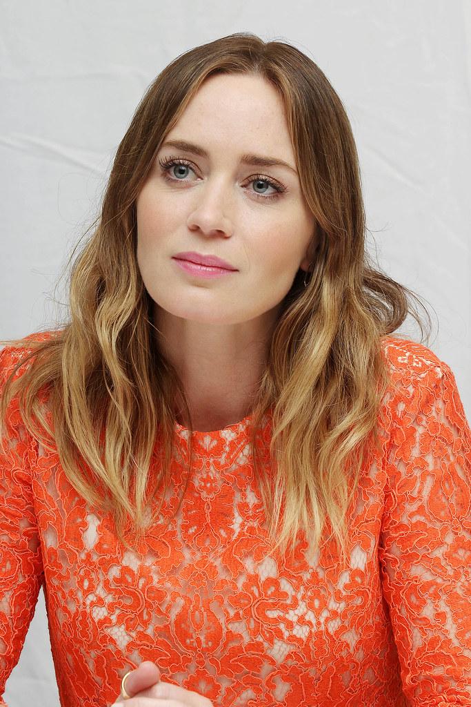 Эмили Блант — Пресс-конференция «Наёмница» на «TIFF» 2015 – 26