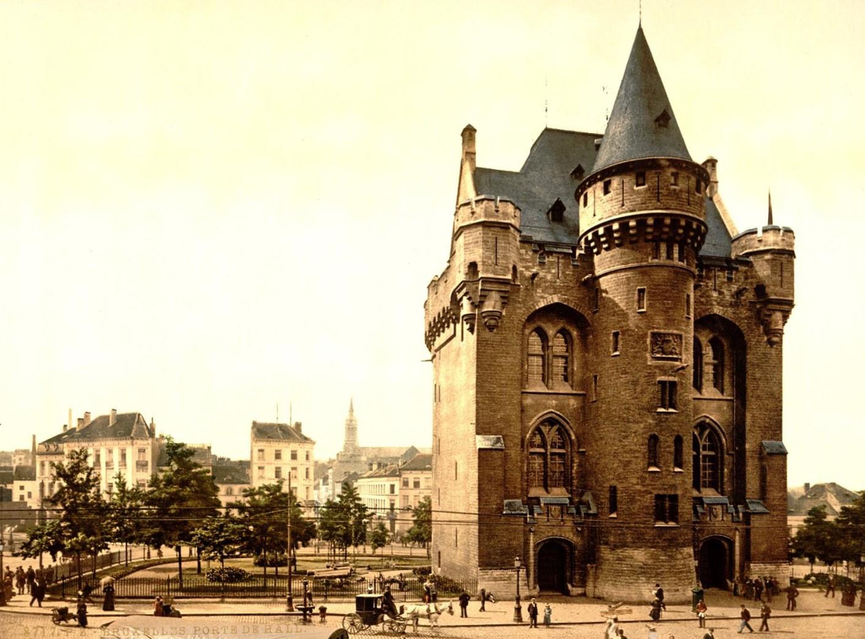 Halle Gate, Brussels, Belgium