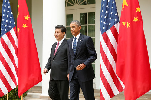 US-CHINA-DIPLOMACY-OBAMA-XI