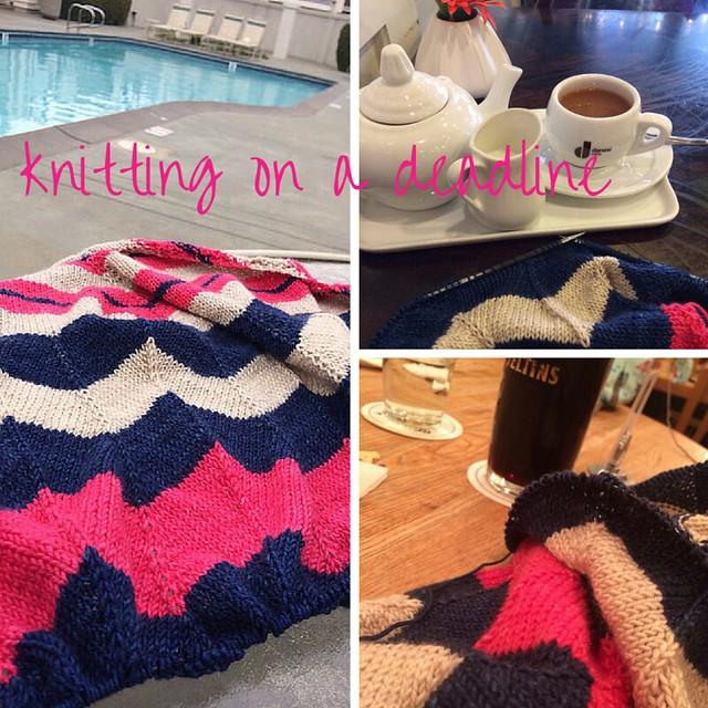 knittingonadeadline