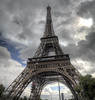 eiffel hdr color by Jakrum