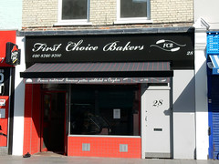 Picture of First Choice Bakers, 28 London Road