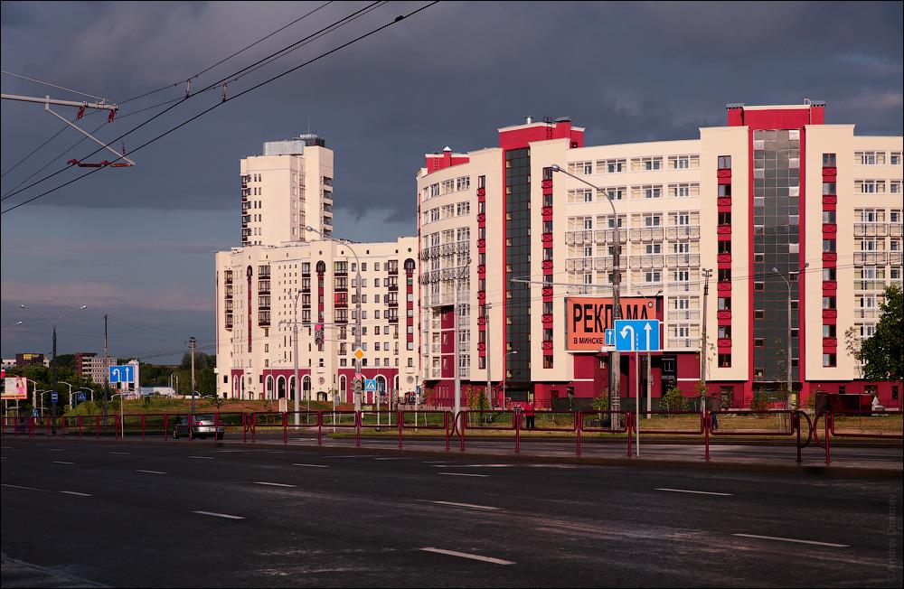 Улица Алибегова
