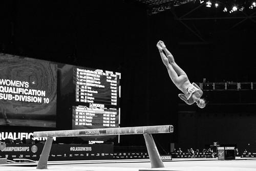 Glasgow Gymnastics 2015