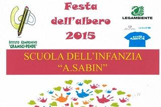 Noicattaro. Festa dell'Albero Sabin front