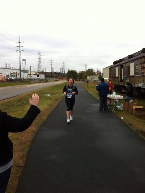 Spinx Run Fest Marathon 2011