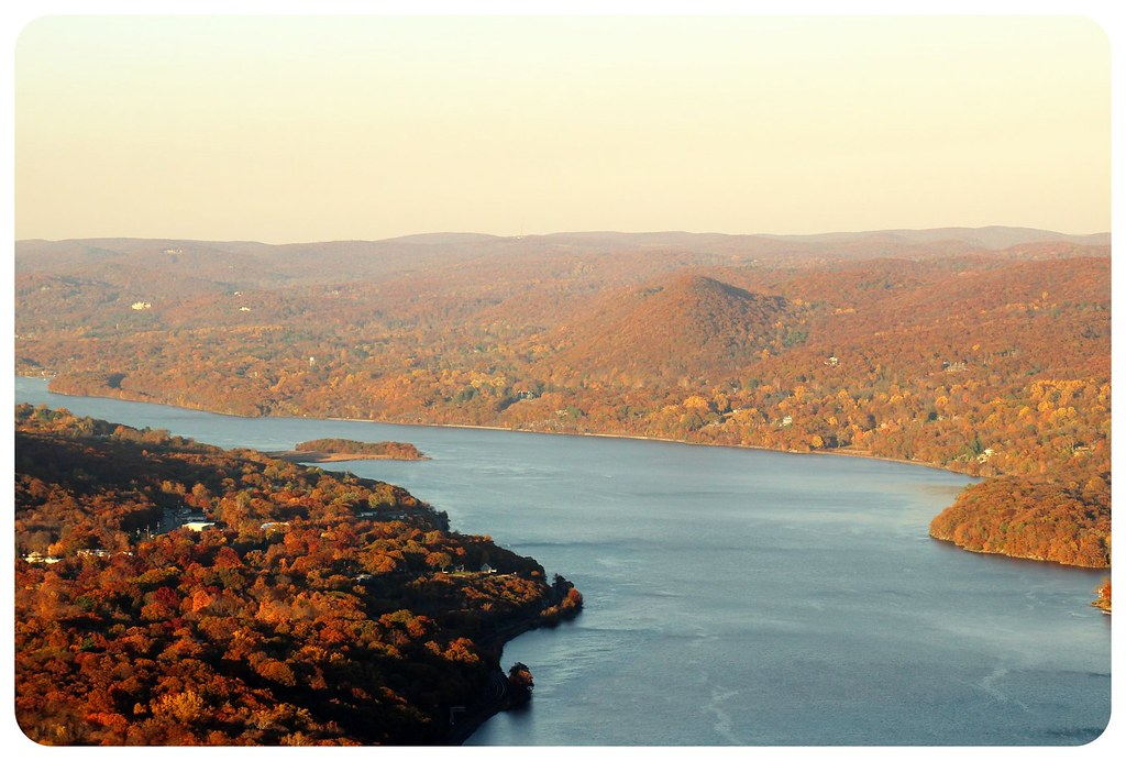 bear mountain hudson river views