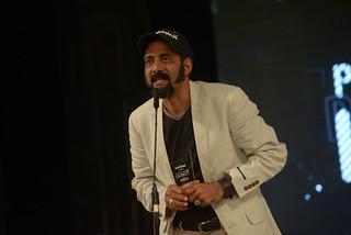 Gerardo El Cuervo Mercedes. Premios La Silla.
