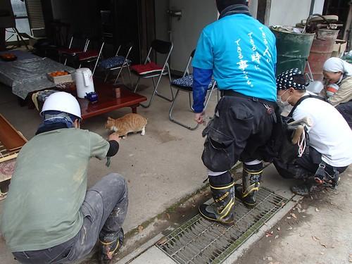茨城・常総 豪雨水害ボランティア(援人 1122便)