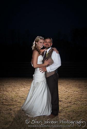 Brittany & Allen Wedding at The Reid Barn Cumming GA
