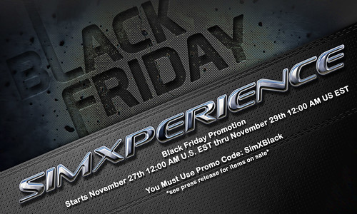 Simxperience Black Friday 2015