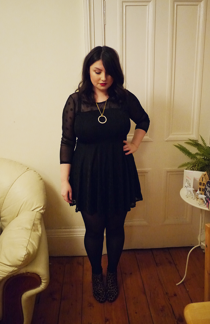 house of fraser necklace outfit 1