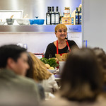 Lidia Bastianich at Eataly