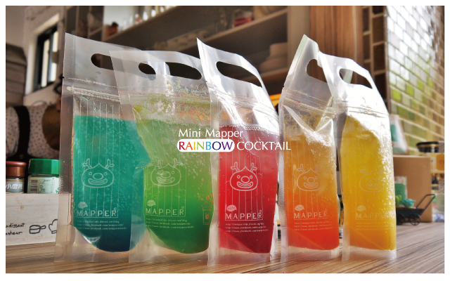 mini-mapper脈博小酒館(夾鏈袋調酒)-1
