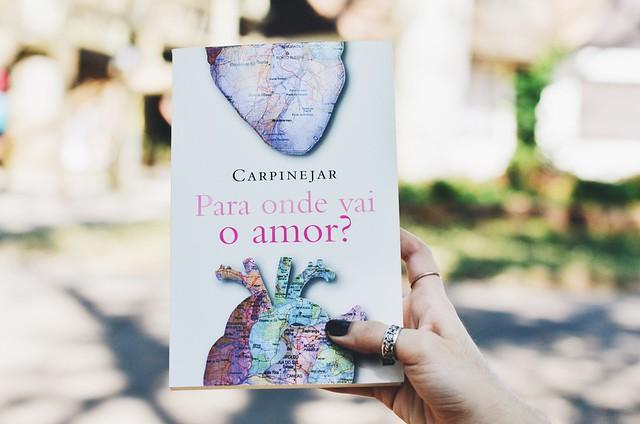 Para Onde Vai o Amor?, Fabrício Carpinejar | Parque Aldeia do Imigrante, Nova Petrópolis - RS