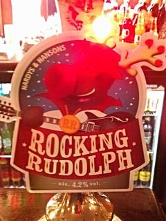 Hardys & Hansons, Rocking Rudolph, England