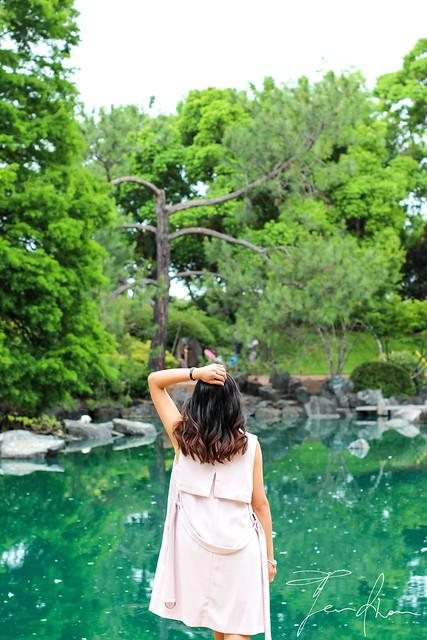 Auburn Botanic Gardens Photoshoot