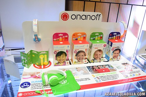 OnanOff Buddyphones designed for kids