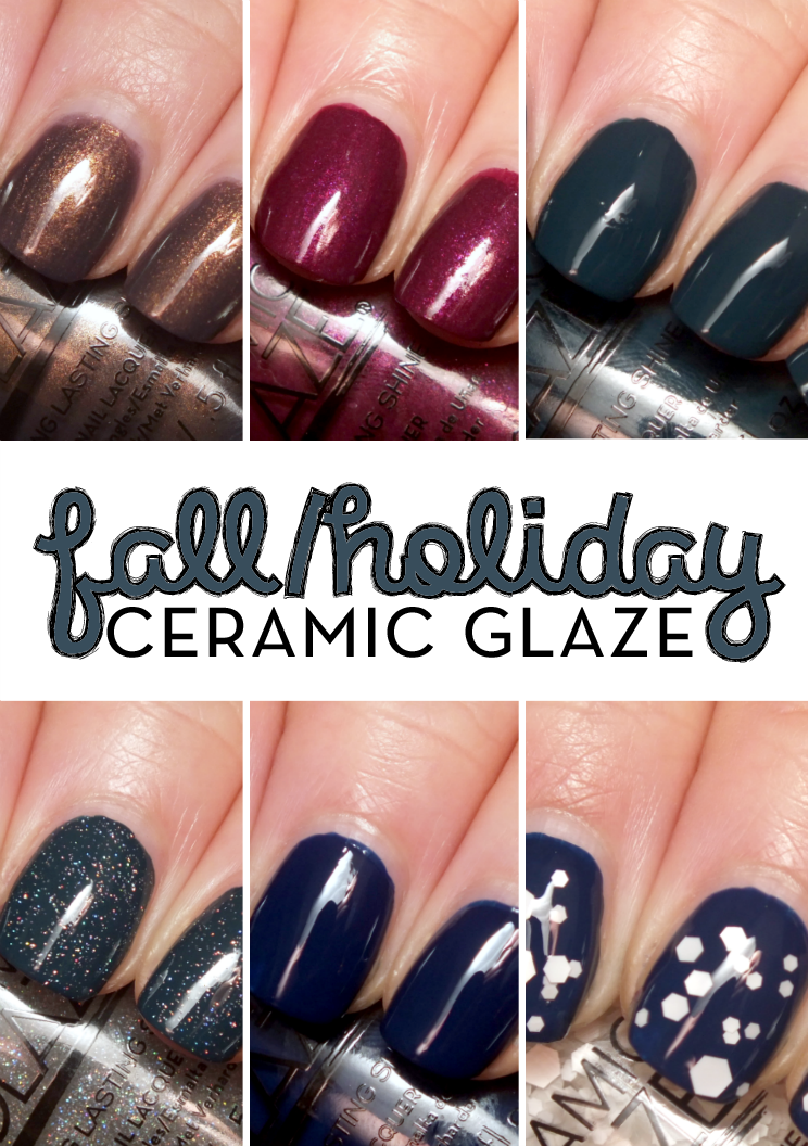 Ceramic Glaze Fall Holiday Collection 2015 (2)