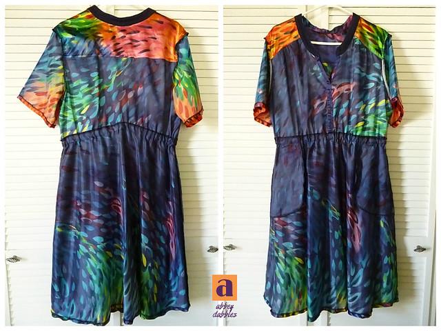Birthday 3.3 Marigold Dress 07