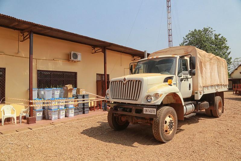 Intervention militaire en Centrafrique - Opération Sangaris - Page 21 23748372405_7155148974_c