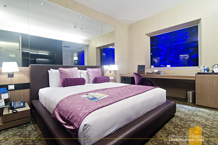 Hotel H2O Club Jellies Room Manila